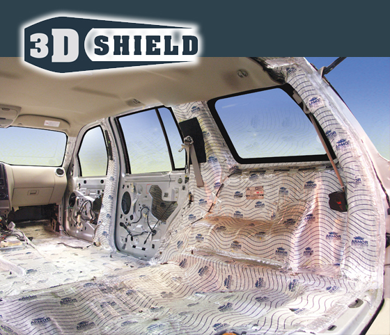 3d-Shield armor